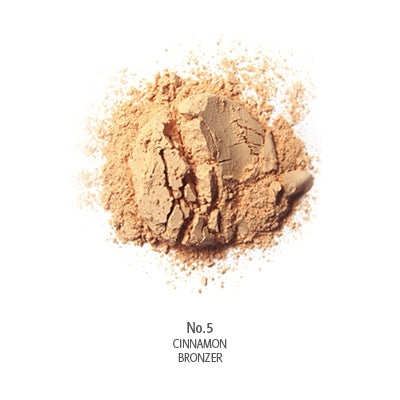 No.5 - Cinnamon Bronzer Sun Defense Minerals