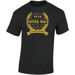 Little Mac Mike Tyson's Punch Out Team Little Mac Boxing Retro Video Game T Shirt