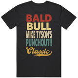 Bald Bull Punchout Classic Boxing Retro Video Game T Shirt