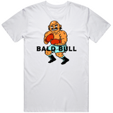 Bald Bull Stance Mike Tyson's Punchout Retro Video Game Boxing V2 T Shirt