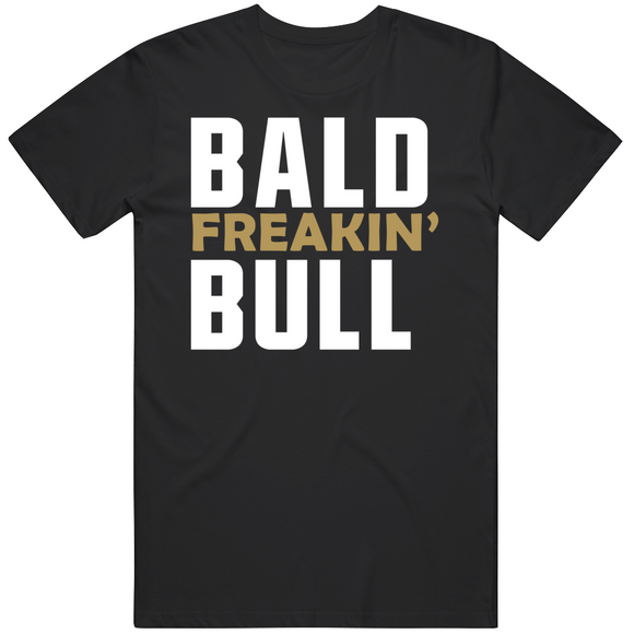 Bald Bull Freakin Punchout Retro Video Game Boxing T Shirt