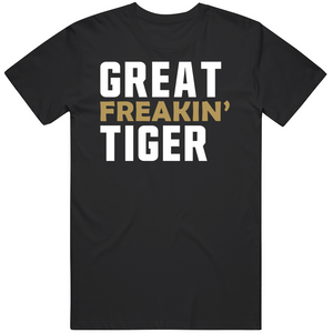 Great Tiger Freakin Punchout Retro Video Game Boxing T Shirt