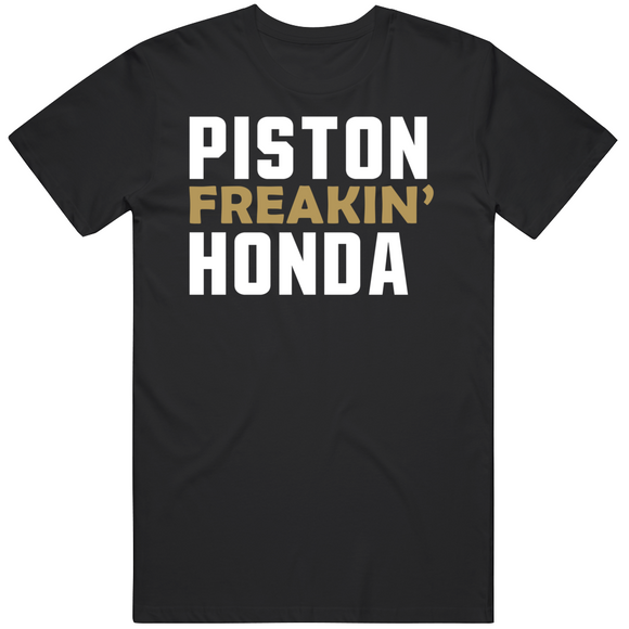 Piston Honda Freakin Punchout Retro Video Game Boxing T Shirt
