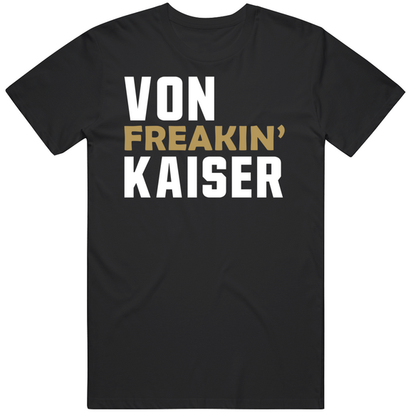 Von Kaiser Freakin Punchout Retro Video Game Boxing T Shirt