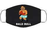 Bald Bull Stance Punchout Retro Video Game Boxing Face Mask Cover