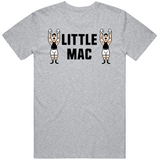 Little Mac Stare Down Punchout Retro Video Game Boxing T Shirt