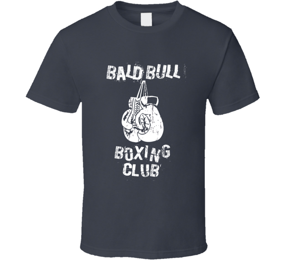 Bald Bull Boxing Club Punchout Boxing Retro Video Game T Shirt