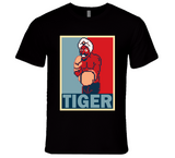 Great Tiger  Hope Mike Tyson's Punch Out Retro Video Game Boxing T Shirt