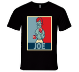 Glass Joe Hope Punch Out Retro Video Game Boxing T Shirt