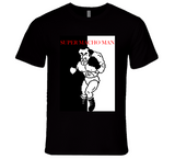 Super Macho Man Punch Out Scarface Style Boxing T Shirt