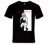 Bald Bull Scarface Punch Out Boxing Retro Video Game T Shirt