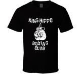 King Hippo Punchout Boxing Club T Shirt