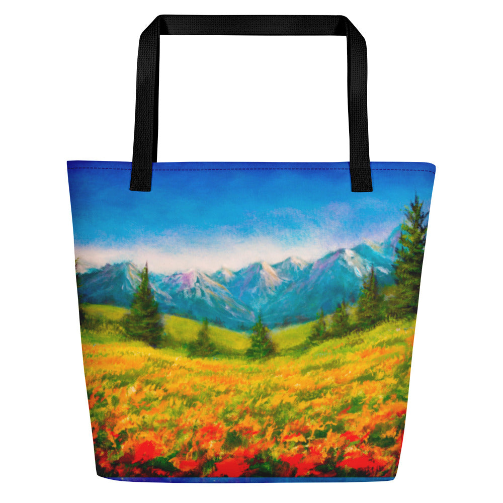 Scenic Colorado - Beach Bag