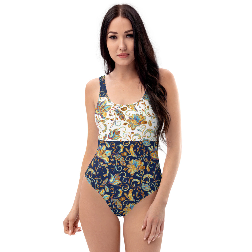 Paisley - One-Piece Swimsuit