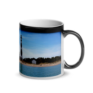 Cape Lookout Glossy Magic Mug