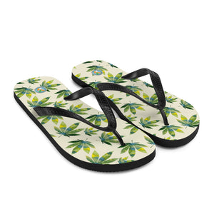 Cannabis Leaves - Flip-Flops