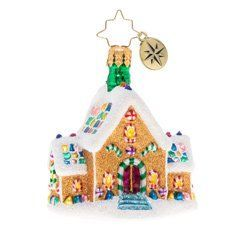 Gingerbread Dream Home Gem