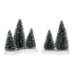 Sisal Tree Groves - Set of 2