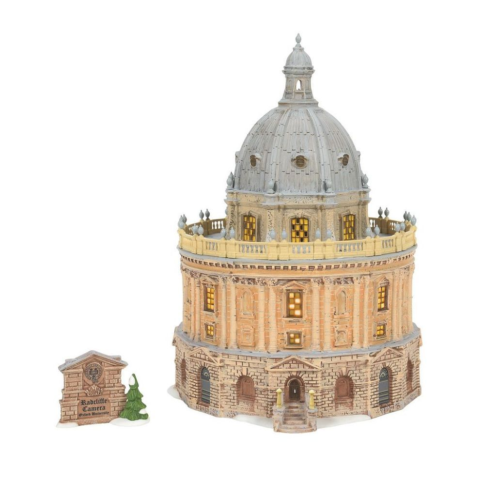 Oxford's Radcliffe Camera Set of 2