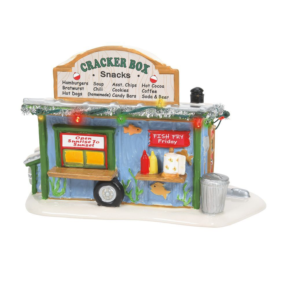 Cracker Box Snack Shack