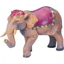 Load image into Gallery viewer, Elephant w/Saddle Blanket