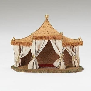 KINGS TENT/2PC W/CARPET