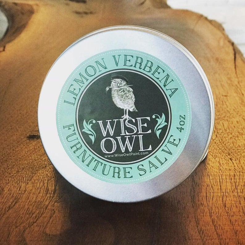Lemon Verbena Salve, 8oz
