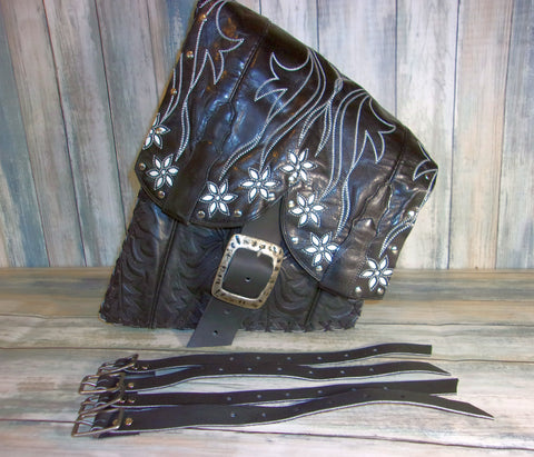 custom made handbag, handbag made from cowboy boots, purse made from cowboy boots