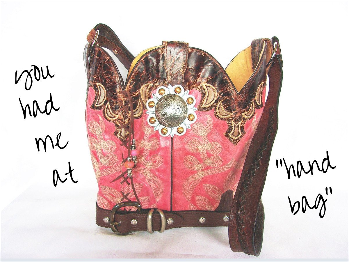 Unique Handcrafted Western Bags from $249. - Distinctive Western Handbags, Purses and Totes