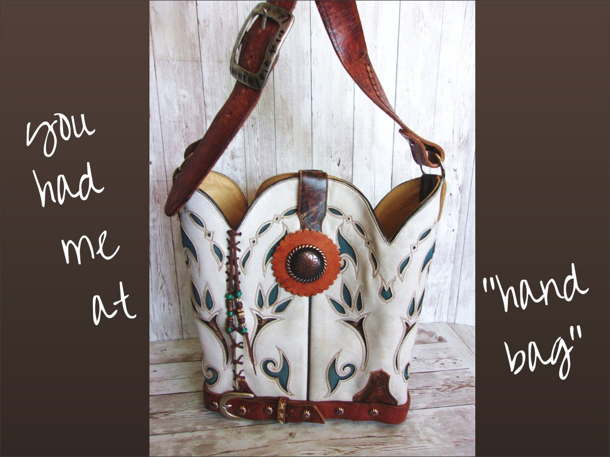 Unique Handcrafted Western Bags from $249 - Distinctive Western Handbags, Purses and Totes