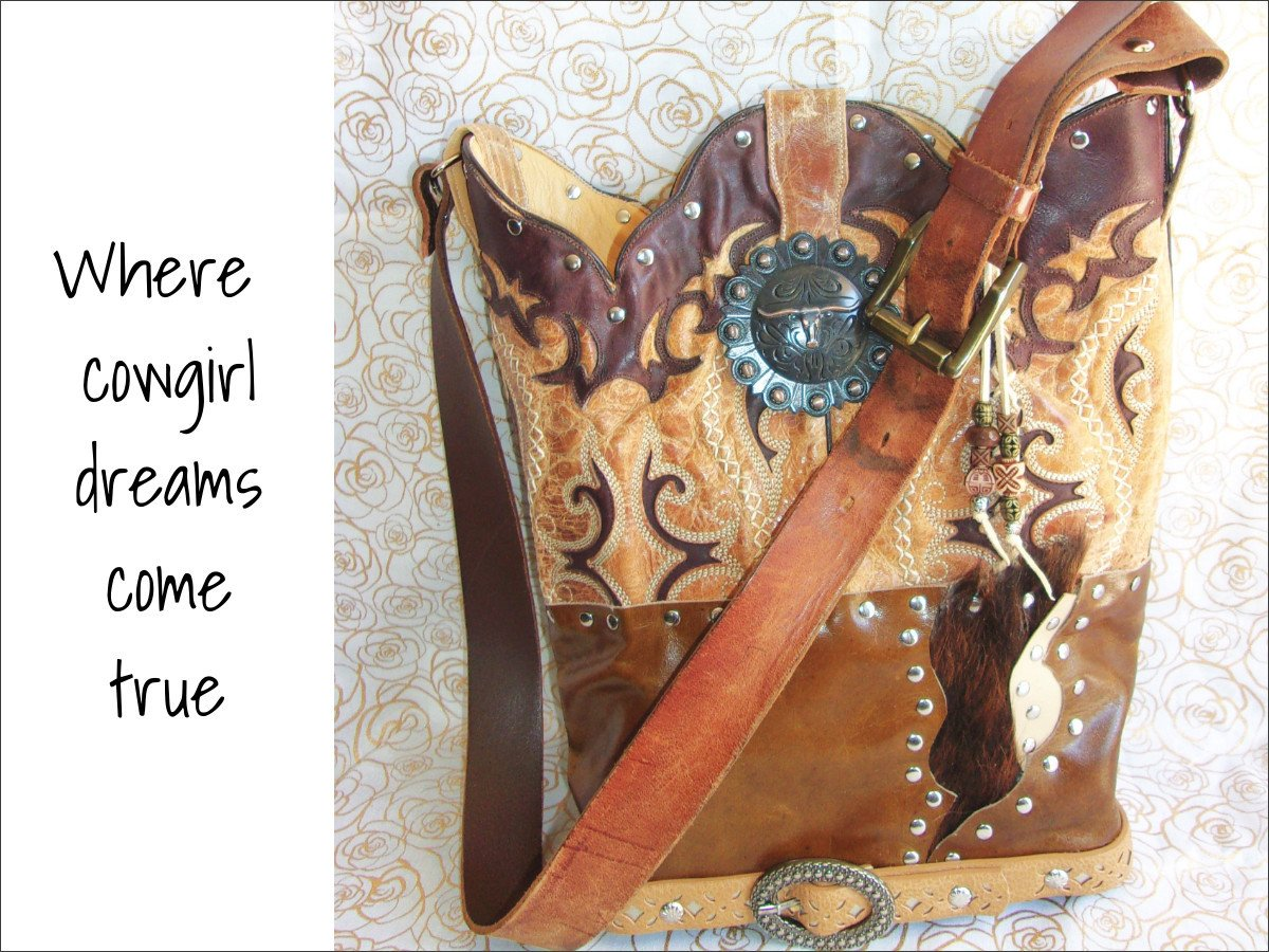 Unique Handcrafted Western Bags from $229 - Distinctive Western Handbags, Purses and Totes