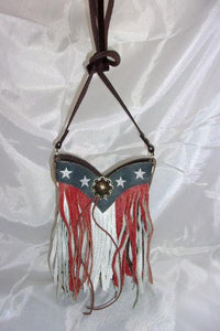 Merica Fringe Bag - Distinctive Western Handbags, Purses and Totes
