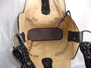 Cowboy Boot Bucket Bag BK05 - Cowboy Boot Purses by Chris Thompson for Distinctive Western Fashion