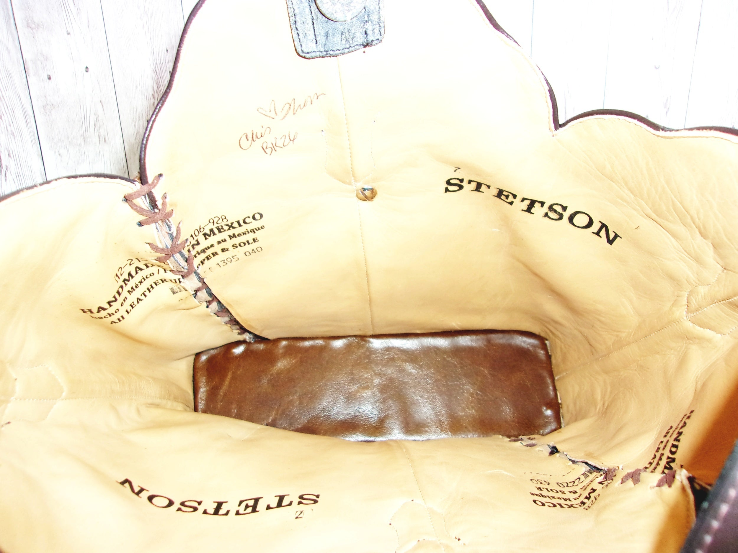 Cowboy Boot Purse Bucket Bag BK26 - Cowboy Boot Purses by Chris Thompson for Distinctive Western Fashion