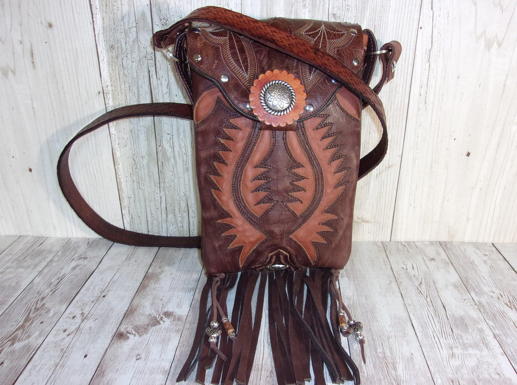Concealed Carry Cross-Body Purse CB50