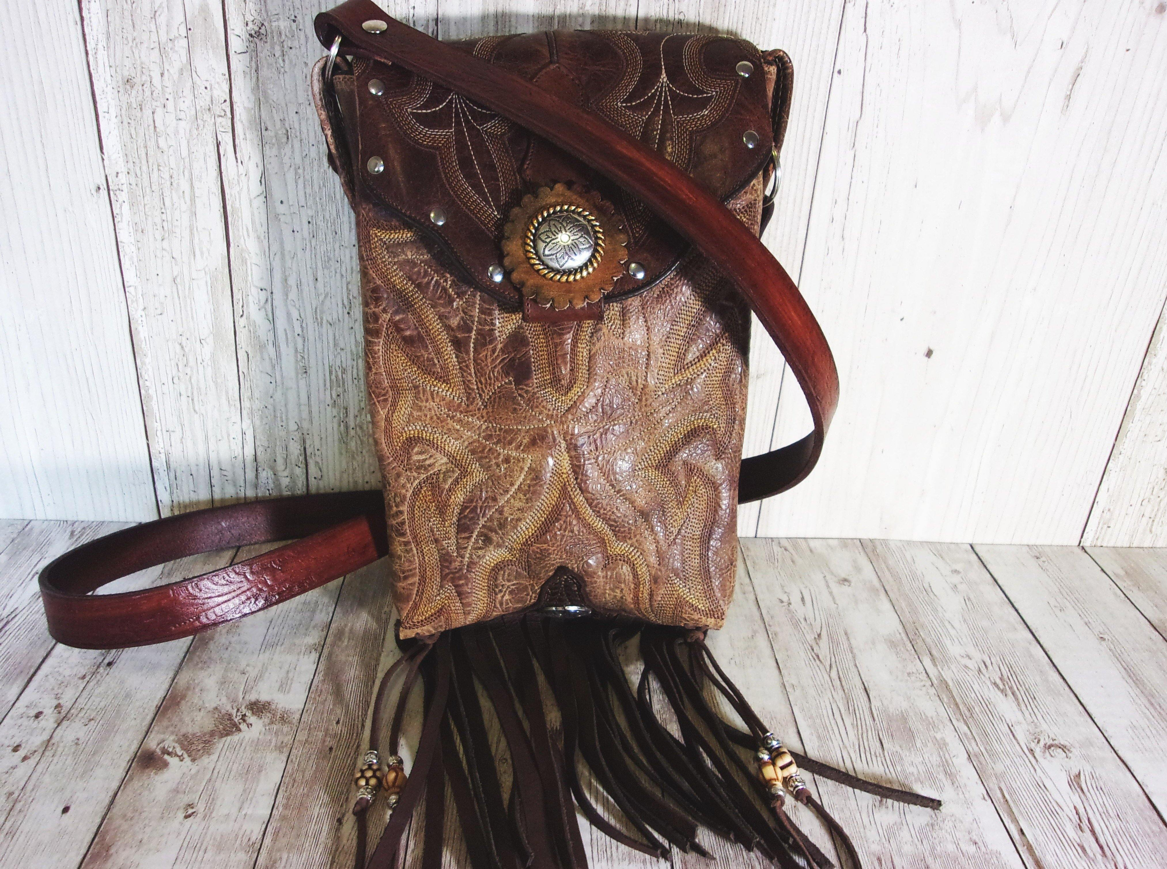 Concealed Carry Cross-Body Purse CB59