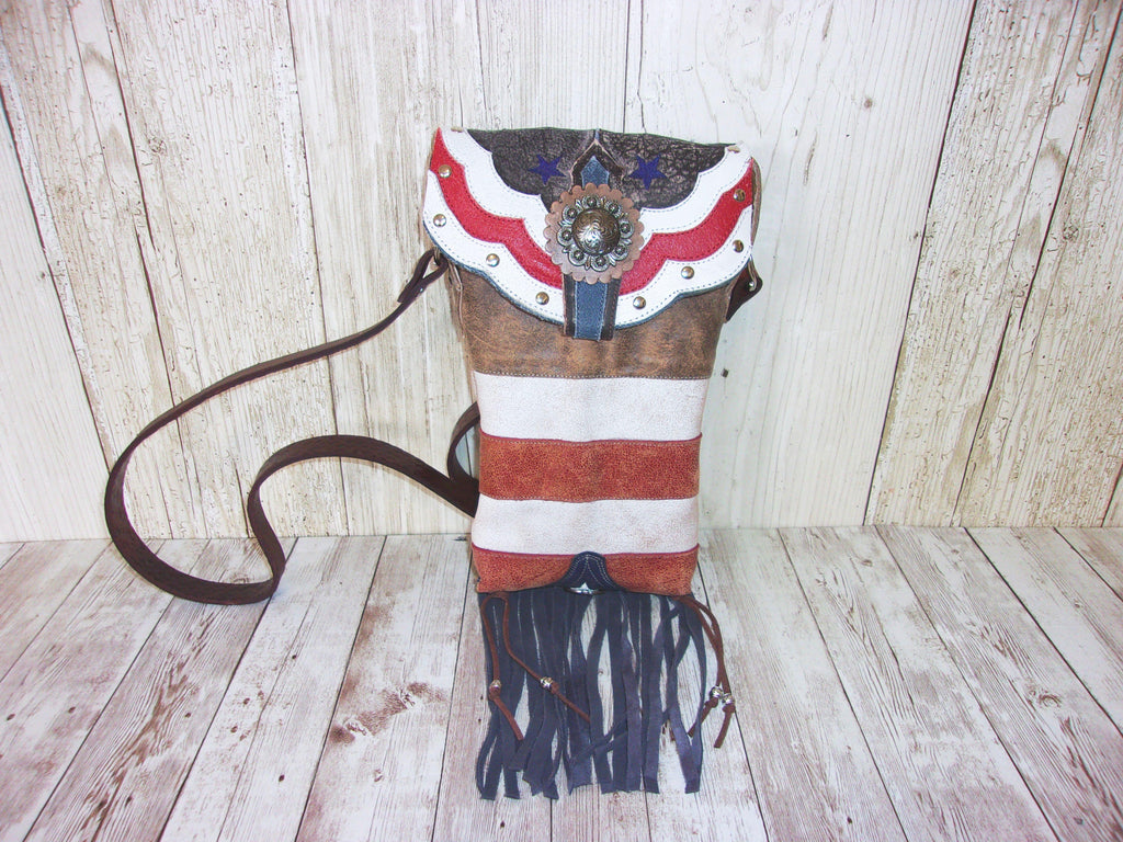 Western Concealed Carry Purse - CC Purse - Western Gun Purse - Crossbody Conceal Carry Purse CB87 cowboy boot purses, western fringe purse, handmade leather purses, boot purse, handmade western purse, custom leather handbags Chris Thompson Bags