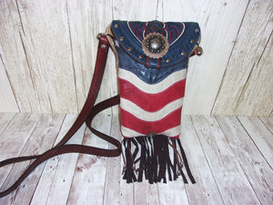 Western Concealed Carry Purse - CC Purse - Western Gun Purse - Crossbody Conceal Carry Purse CB94