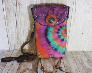 Hipster Cross-Body Cowboy Boot Purse HP702