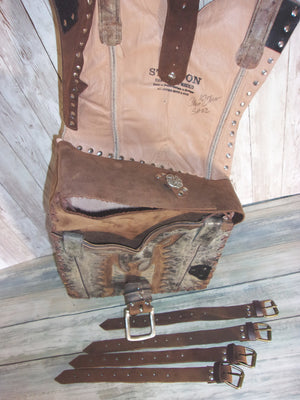 Swing Arm Solo Bag SA02 - Distinctive Western Handbags, Purses and Totes