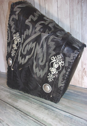 Motorcycle Swing Arm Solo Bag SA09 - Distinctive Western Handbags, Purses and Totes