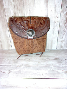 Saddle Horn Bag SH04 - Distinctive Western Handbags, Purses and Totes