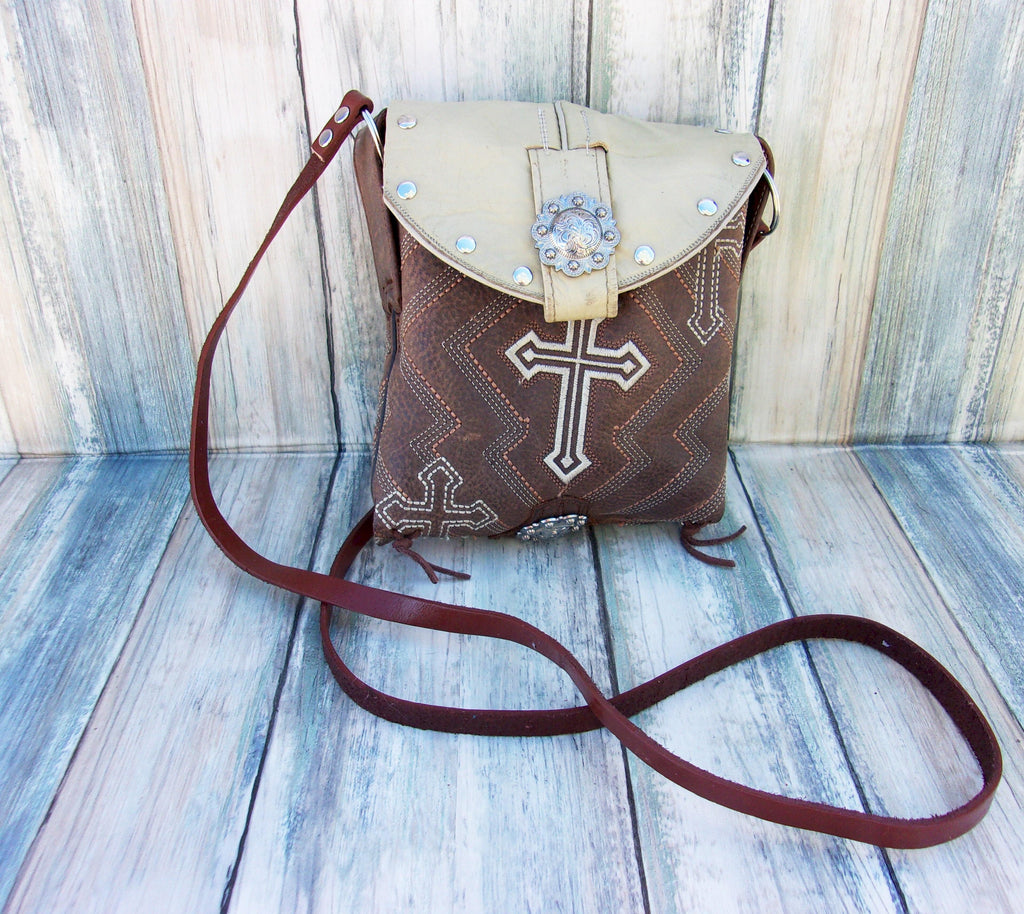 Small Western Purse - Cowboy Boot Purse - Sporran Kilt Bag - Small Boot Purse sm50 cowboy boot purses, western fringe purse, handmade leather purses, boot purse, handmade western purse, custom leather handbags Chris Thompson Bags