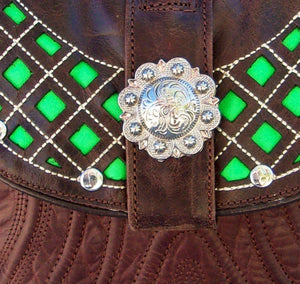 Small Cowboy Boot Cross-Body Purse sm51