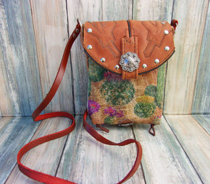 Small Western Purse - Cowboy Boot Purse - Small Western Bag - Sporran Kilt Bag  sm66