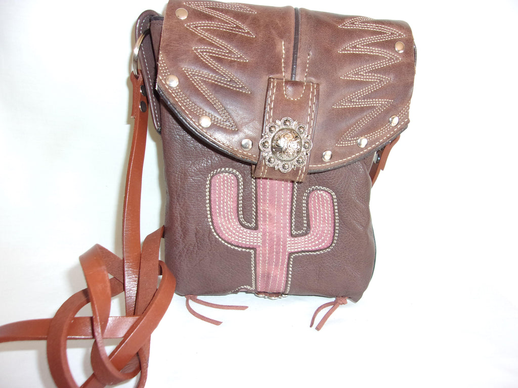 Small Cowboy Boot Cross-Body Purse sm73