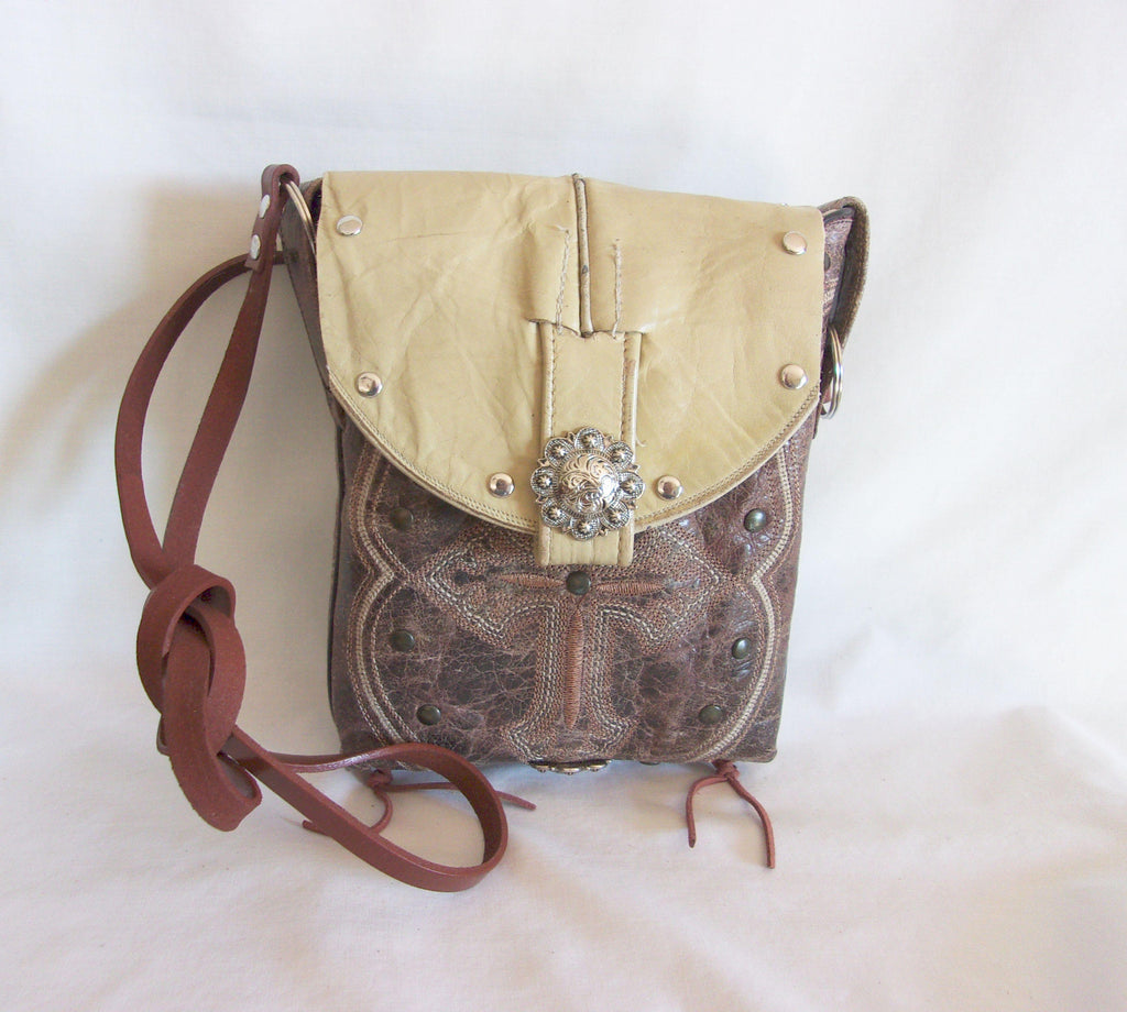 Small Cowboy Boot Cross-Body Purse sm80