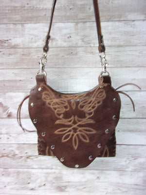 Swatchie Bag SB07 - Distinctive Western Handbags, Purses and Totes