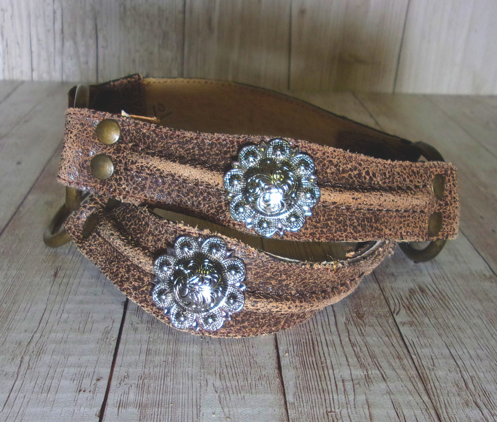 Boot Decorations - Boot Wraps - Boot Bling - Boot Jewelry (Pair) wr10 cowboy boot purses, western fringe purse, handmade leather purses, boot purse, handmade western purse, custom leather handbags Chris Thompson Bags