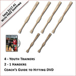 4 Trainers, 2 One Handers, DVD